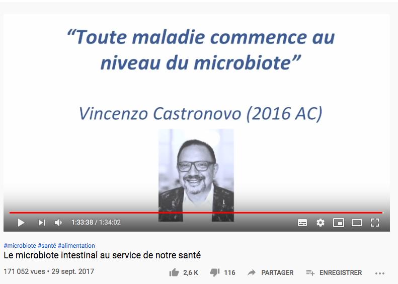 Video Castronovo Nutrition